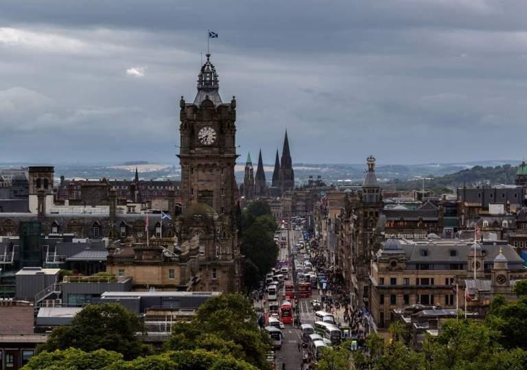 Edimburgo leggende misteri e fantasmi