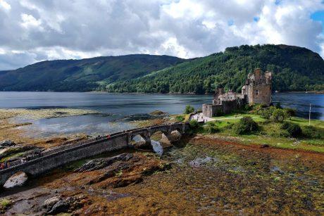 Eilean Donan Scozia
