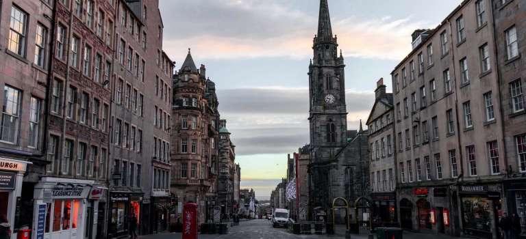 Edimburgo 2 giorni