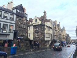 The home of John Knox, dates back to around 1470.