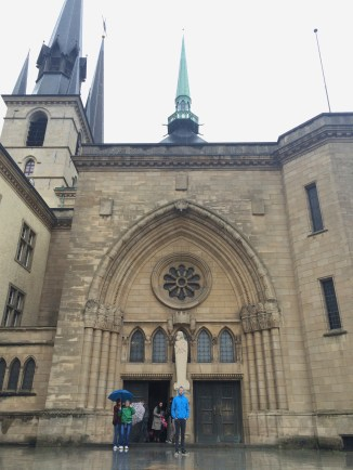 Cathédrale Notre-Dame, Luxembourg