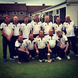 ELBA Courier Cup Winners - Tranent BC