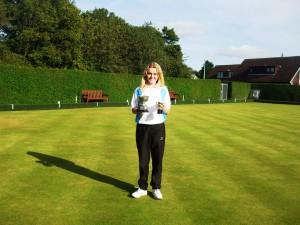 East Lothian Ladies Champion of Champions Singles Winners