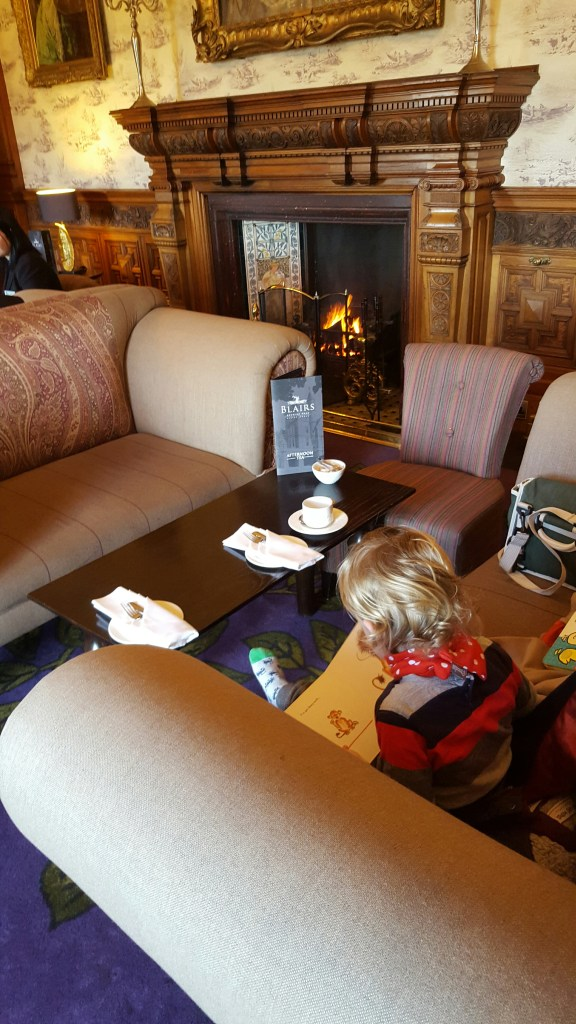 Afternoon Tea with Kids at Mercure Aberdeen Ardoe House