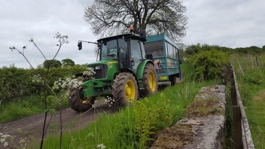The 'rattling good' Farm Explorer