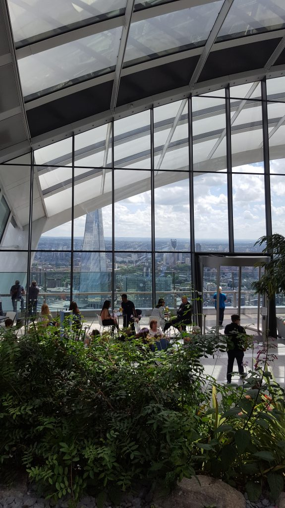 Top 15 Tips for Visiting the Sky Garden with Kids