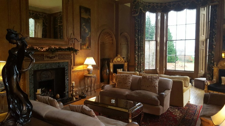 The Drawing Room by Day