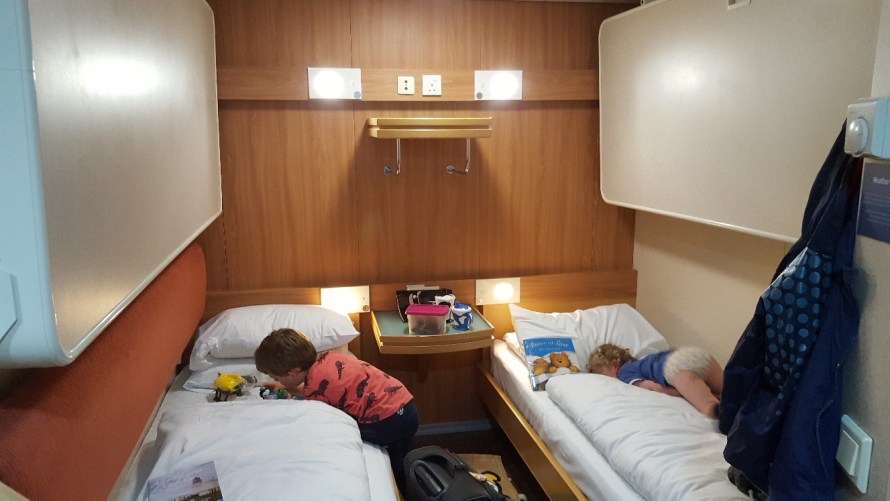 Catching the Ferry to Orkney with Kids