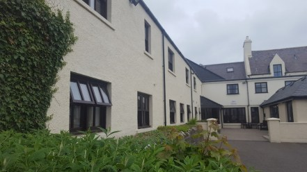 The Exterior of Ayre Hotel