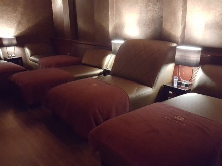 Imperia Spa Relaxation Room