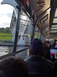 Falkirk Wheel Boat Trip with Kids