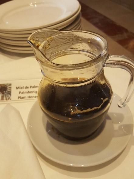 Palm Syrup - a local delicacy in La Gomera