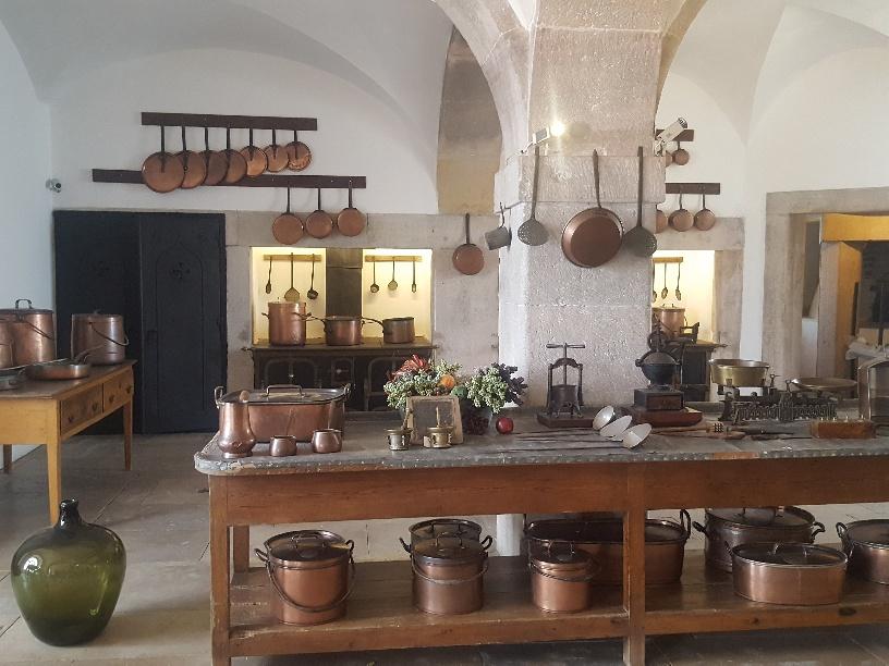Inside Pena Palace