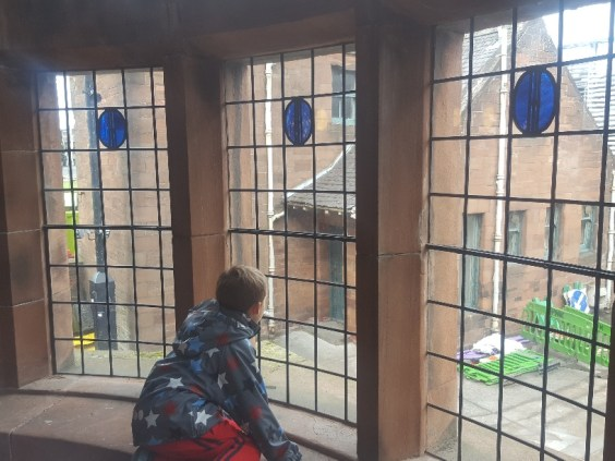 Mixing kids, classrooms and Charles Rennie Mackintosh at the Scotland Street Museum
