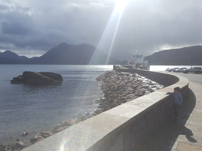 Things to Do on Raasay with Kids