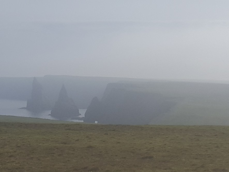 Misty Duncansby Stacks