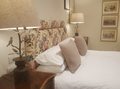 A selection of rooms at The Granary Lodge