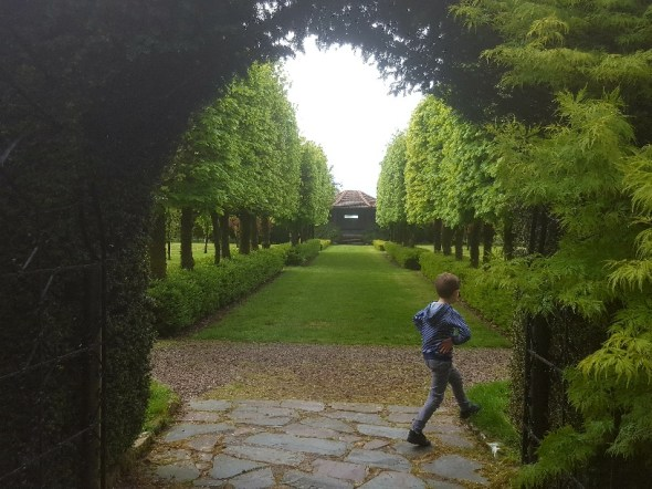 Exploring Threave Garden