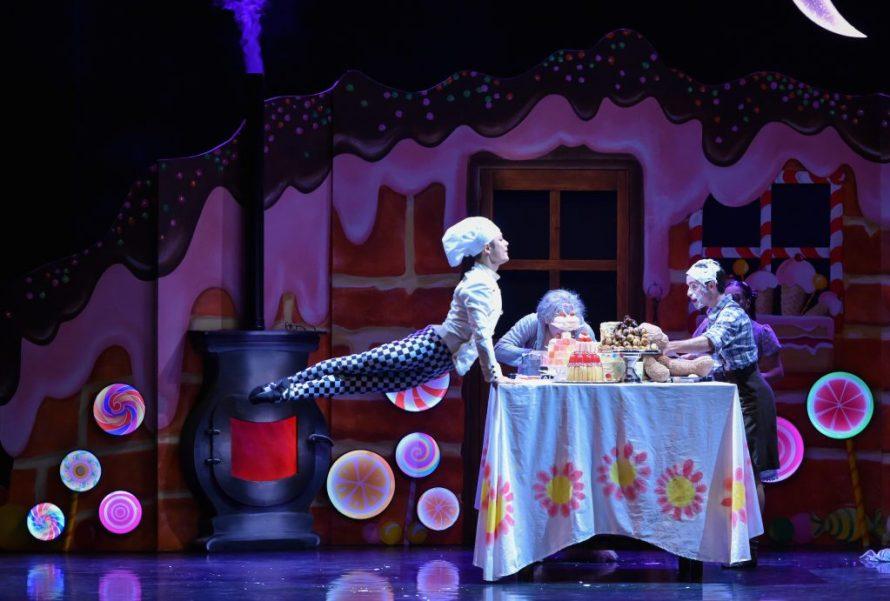 Wee Hansel & Gretel by Scottish Ballet