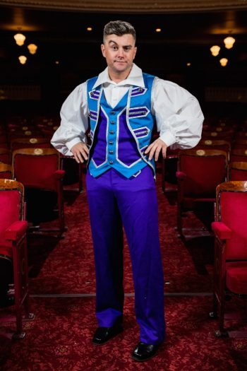 Cinderella Panto at His Majesty's Theatre Aberdeen