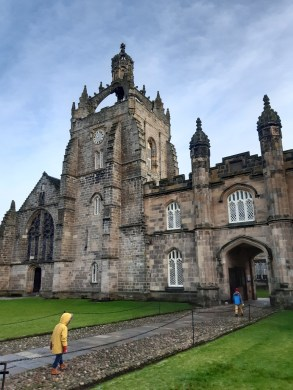 Exploring the University of Aberdeen