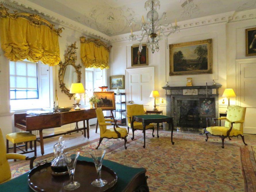Dumfries House Lodges, Estate, Restaurant and Tour