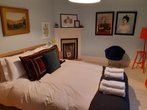 Glen Dye bedroom