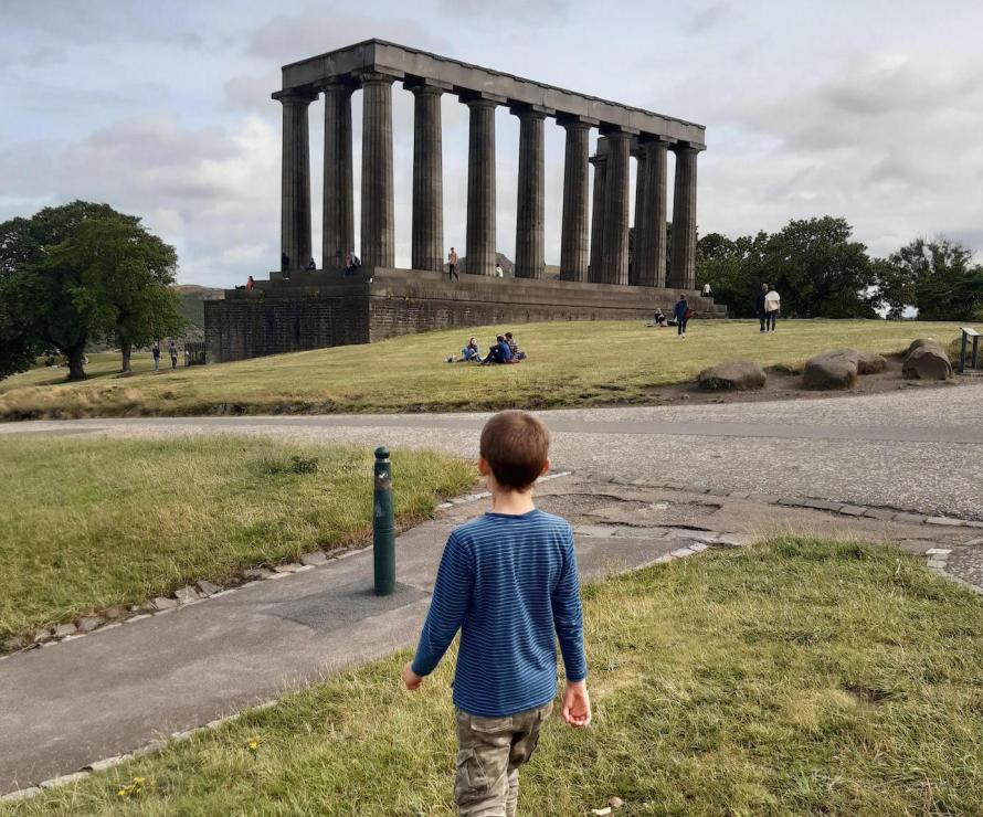 Edinburgh with Kids 2021