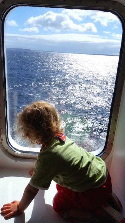 Island Hop - Catch the Ferry