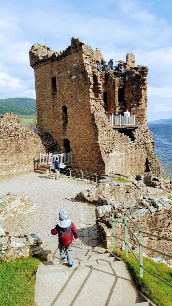 Inverness Castles