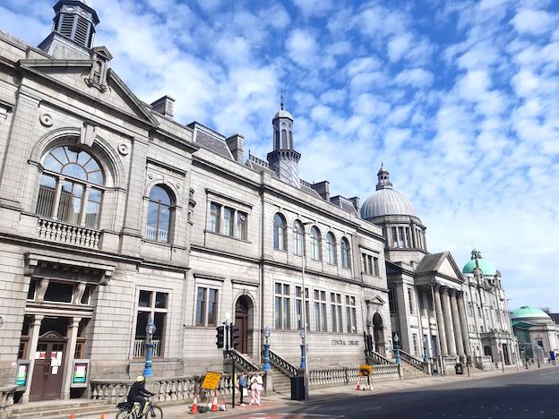 Aberdeen Granite