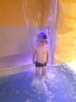 Spa Hotel pool