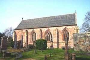 Built in the 14th and 15th century, this is all that remains of the Collegiate Chapel of St Duthac.