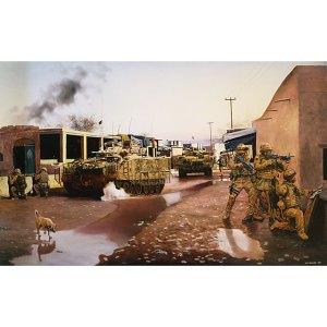 BN in Afganistan