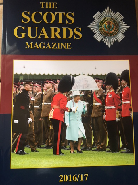 2017 Scots Guards Magazine