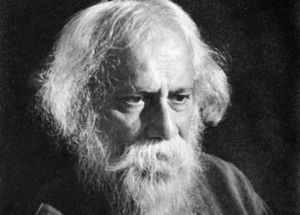 Tagore looking right