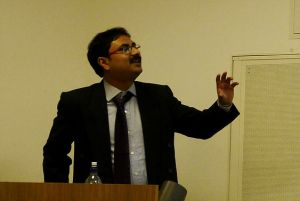 Prof Amrit Sen