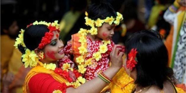 Autumn Festival Tagore