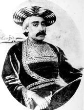 Dwarkanath Tagore  Image credit: Ministry of Culture, Government of India