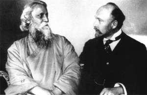 Hermann Keyserling and Rabindranath Tagore