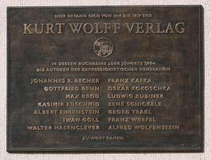 Kurt Wolff Verlag