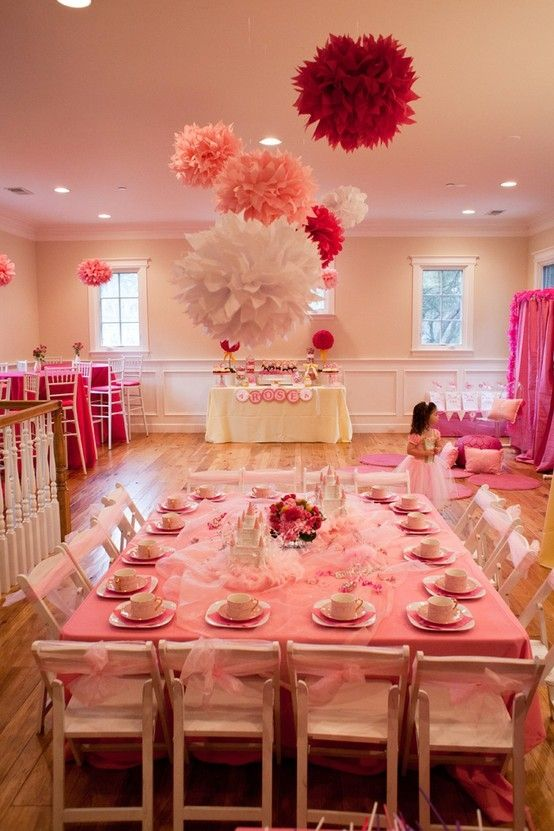 Princess Theme Decoration