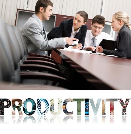 Public sector productivity