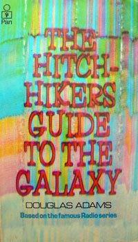 Hitch Hikers Guide to the Galaxy