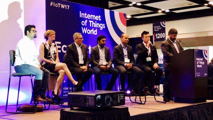 Scott Amyx Speaking at IoT World