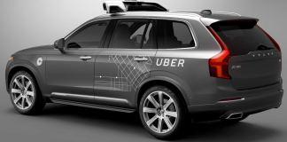 Uber's autonomous