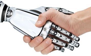 Humans and Robots Collaborate