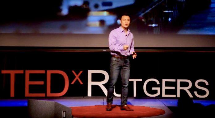 Scott Amyx TEDx Strive Book