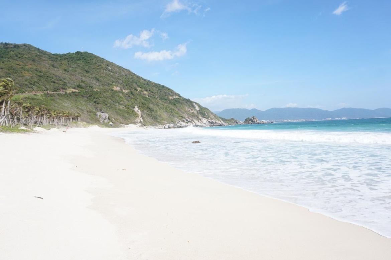 The beaches of Sanya, China