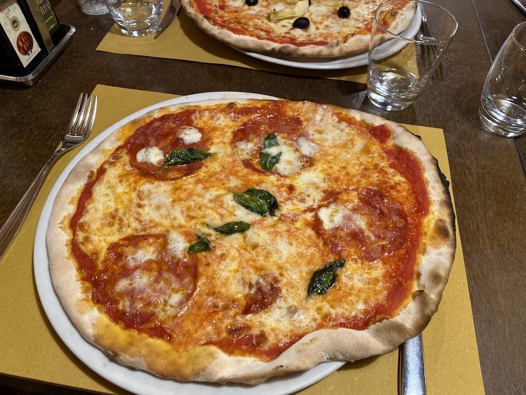 Osteria Pizzeria Pasquino Piazza Novona Rome Italy